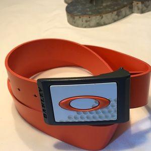 OAKLEY Orange Belt